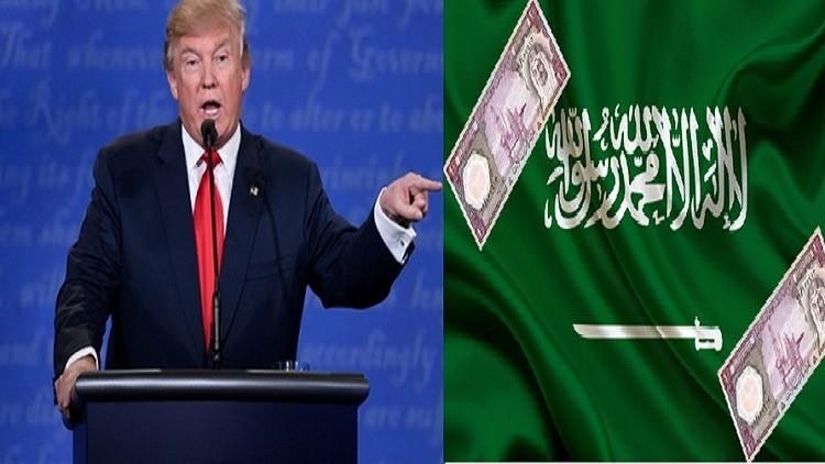 """Photo of ترامب:""""على المملكة ان تدفع أكثر إذا ارادت حمايتها من إيران"""""""