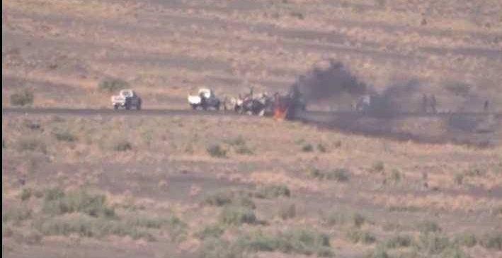 Photo of المخا:استعادة السيطرة على سلسلة جبل النار ومعسكر خالد لايزال تحت سيطرة قوات صنعاء