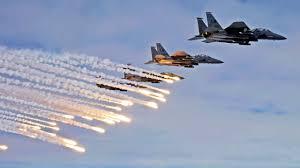 Photo of The Saudi-led coalition warplanes continued its strikes