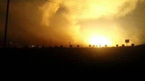 Photo of عاجل فيما التحليق مستمر.. الطيران الحربي السعودي يقصف جنوب وشمال العاصمة صنعاء