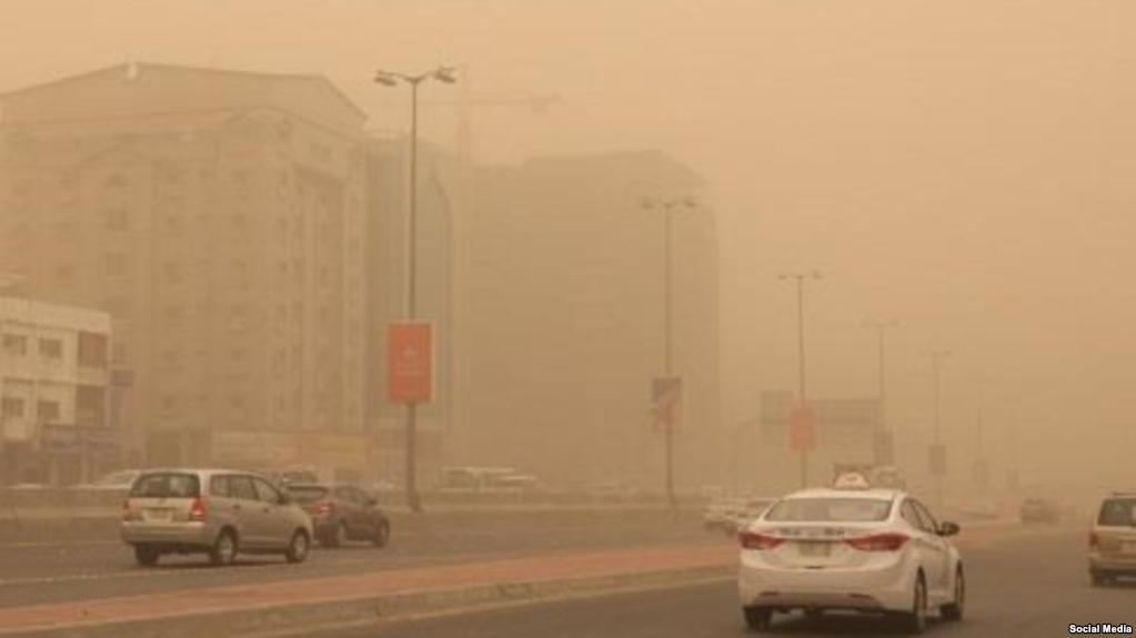Photo of هيئة الإرصاد تتوقع استمرار الغبار في المحافظات الجبلية