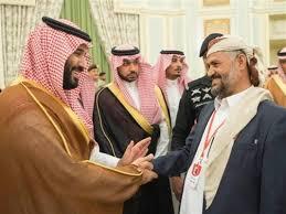 Photo of المشايخ في الرياض.. سباق لشراء ولاءات جديدة  ام البحث عن بديل لإخوان اليمن
