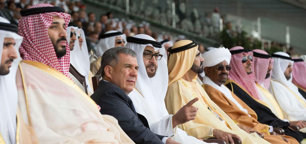 Photo of العلاقات الاماراتية السعودية إلتقاء المصالح واختلاف  الأطماع