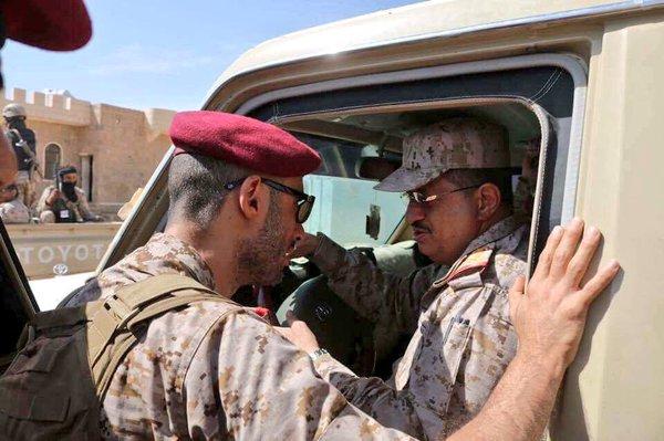 "Photo of مأرب : الخلافات تعصف بمعسكرات ""الشرعية"""