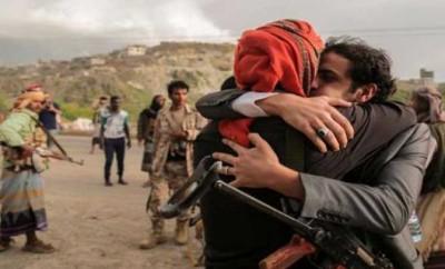 Photo of الاعلان عن عملية تبادل للأسرى بين الحوثيين وقوات هادي