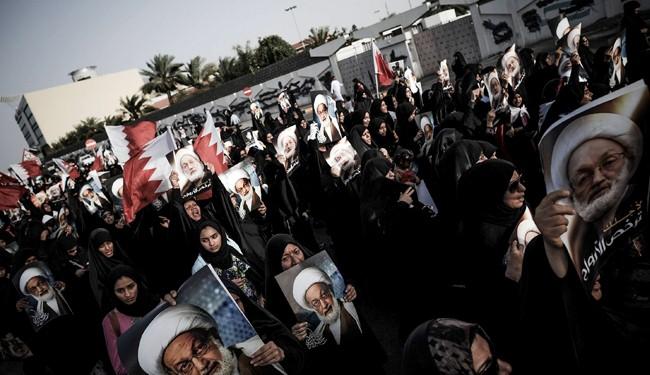 "Photo of المنامة: قوات الامن تهاجم بلدة الدرّاز وتقتحم منزل ""الشيخ قاسم"""