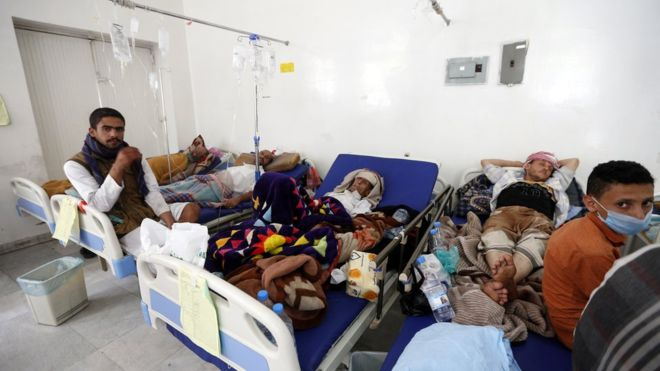 Photo of الامم المتحدة تحذر من انتشار وباء الكوليرا خلال موسم الأمطار في اليمن