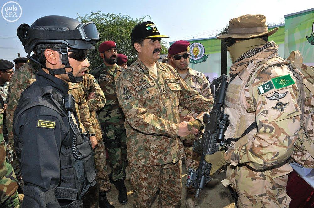 Photo of باكستان تنشر وحدات عسكرية في لحماية السعودية من الحوثيين