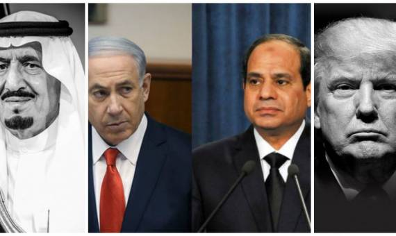 """Photo of """"صفقة القرن""""خطة سعودية أمريكية لإنهاء الصراع الفلسطيني الاسرائيلي"""