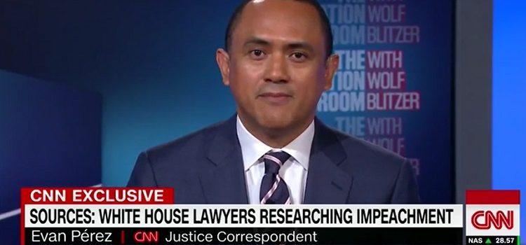 Photo of CNN:البيت الأيبض يبدأ بحث إجراءات عزل الرئيس ترامب من منصب