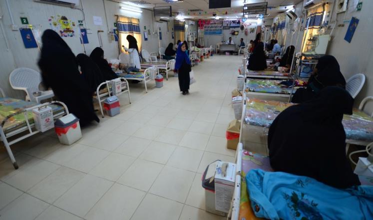 Photo of الكوليرا تهدد حياة مليون شخص و100ألف إمرأة حامل في اليمن