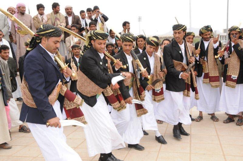 "Photo of رقصة ""البرع"" … موروث شعبي وتنوع حضاري فريد"