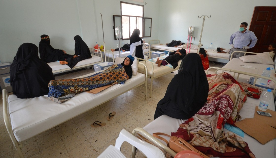 Photo of 315 dead as cholera outbreak continues in Yemen