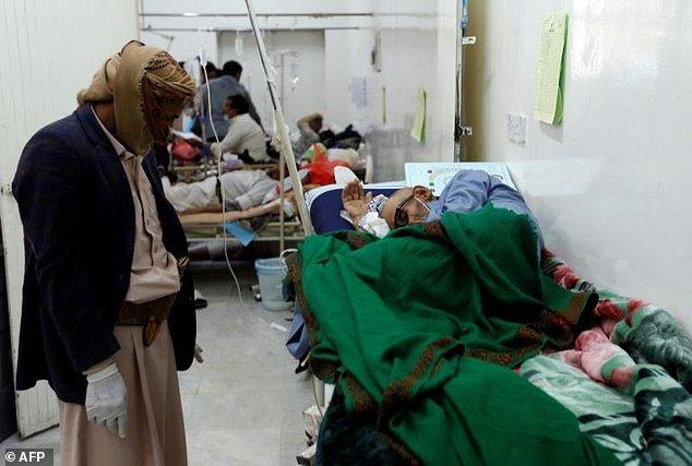 Photo of UN confirms 58 cholera cases across Yemen