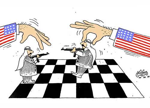 Photo of إنتقال الحرب من سوريا الى الخليج