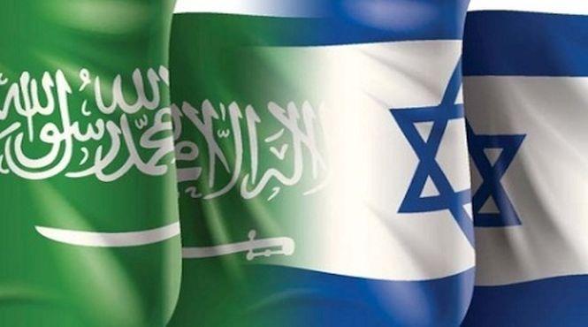 """Photo of هل ستُرفرف """"راية التوحيد"""" إلى جانب العلم الإسرائيلي في العاصمة السعودية الرياض؟"""