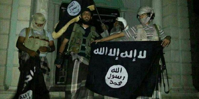 Photo of القاعدة تتبنى الهجوم على معسكر لقوات النخبة بحضرموت