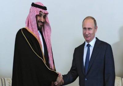 Photo of بن سلمان ينشد انظمام  روسيا الى الحلف الجديد.. وموسكو غير متحمّسة