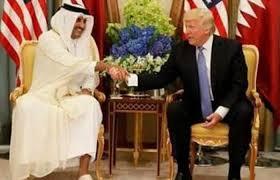 Photo of بعد تغريدته المثيرة للجدل..ترامب يعرض تدخله لحل الازمة في الخليج