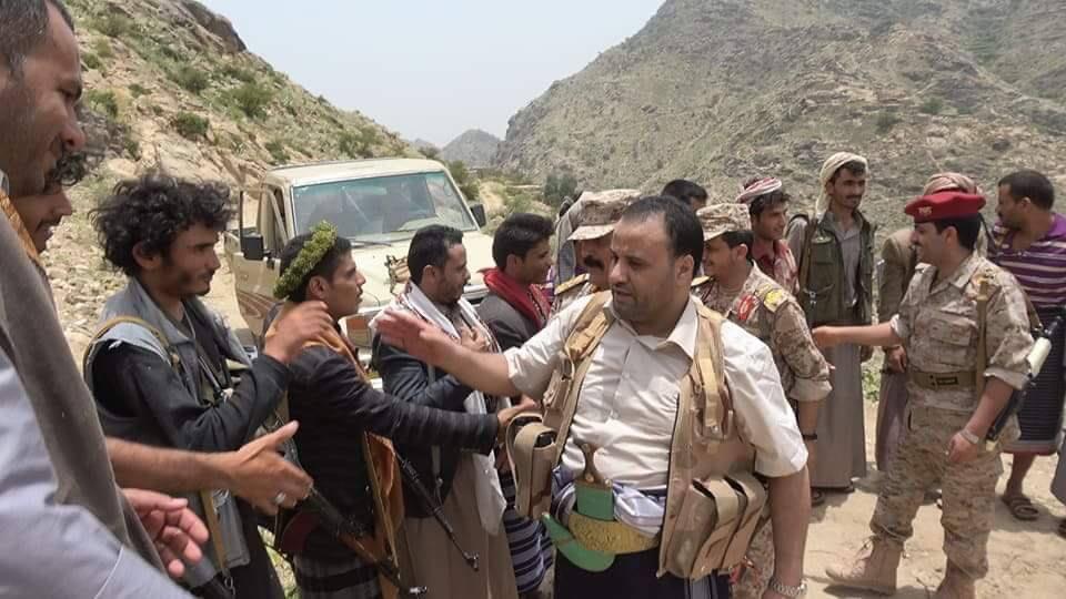 "Photo of ظهور الرئيس ""الصماد"" في جبهات الحدود..الرسائل والدلالات"