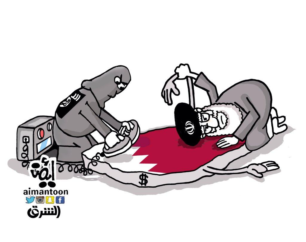 Photo of حرب التهم السعودية ميتمرة(كاريكاتير صحيفة الشرق)