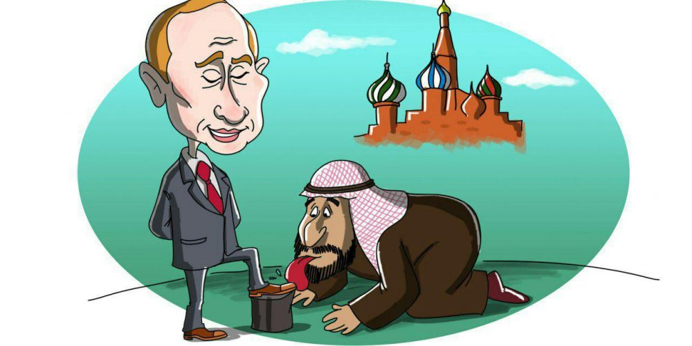 Photo of Mohammed bin Salman begs Russian president to save him from the Yemeni crisis