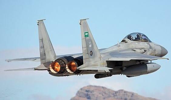 Photo of إسقاط اف 16 سعودية شمال شرق صنعاء