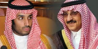 Photo of وول ستريت:بن سلمان يشن حملة ضد محمد بن نايف وبقية المعارضين له
