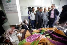Photo of الصليب الأحمر يدعو لفتح مطار صنعاء وميناء الحديدة أمام المساعدات