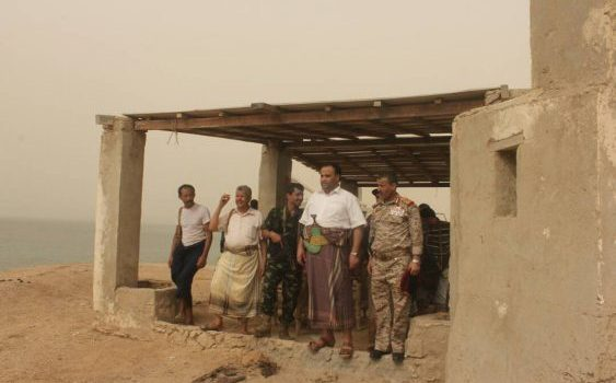 Photo of الصمّاد في جزيرة كمران..رسائل تبعثها صنعاء للتحالف فماهي؟