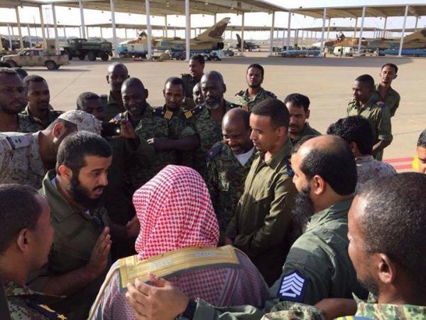 """Photo of الجنود السودانيين يقاتلون في اليمن من أجل""""رسول الله""""..كيف؟"""