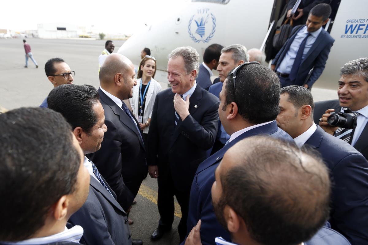 Photo of بعد زيارته الى عدن وتعز.. الوفد الاممي يصل العاصمة صنعاء