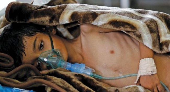 Photo of Yemen cholera death toll climbs to 1,500
