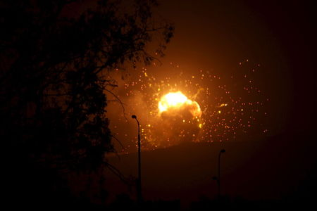 Photo of أنباء عن انفجار في أحد أحياء مدينة عدن