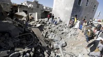 Photo of Fresh Saudi air raids claim 15 civilian lives