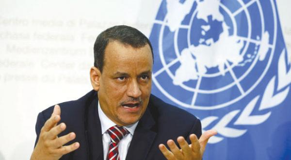 Photo of UN envoy to Yemen proposes plan on how to run disputed port