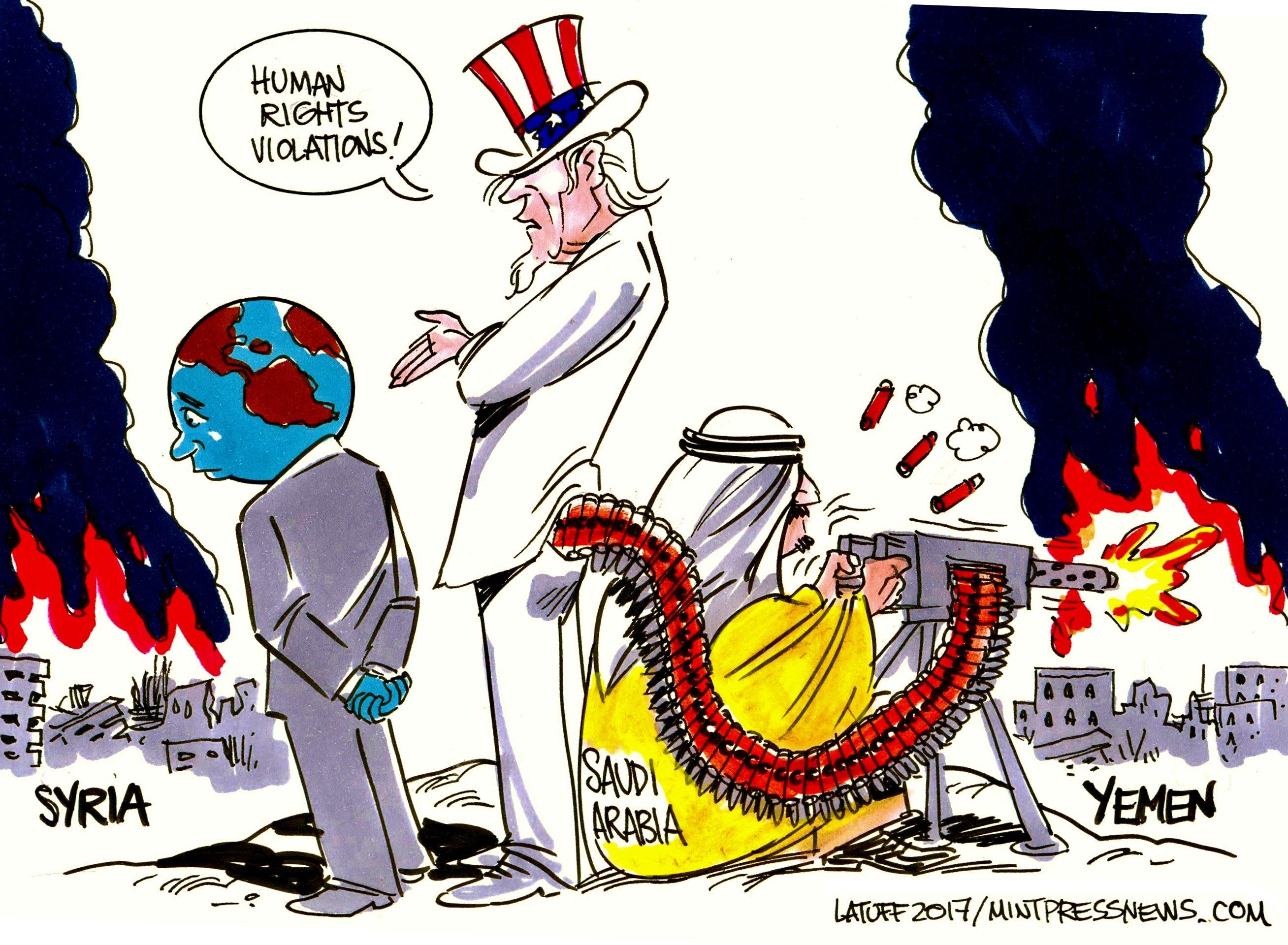 Photo of ذا انترسبت الامريكية: الولايات المتحدة تعطي الضوء الأخضر لتصعيد الحرب في اليمن