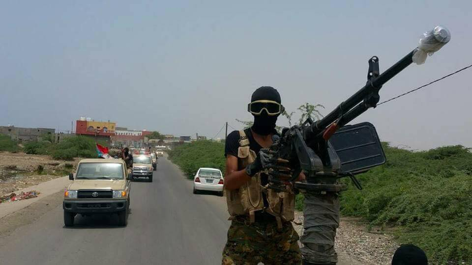 Photo of قوات النخبة الحضرمية تعتقل 15 طالب كانوا في طريقهم للدراسة في الخارج