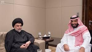 "Photo of ما الذي جمع ""مقتدى"" و""بن سلمان""؟"