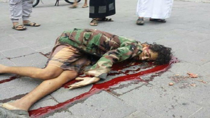 Photo of تعز:إغتيال جندي من اللواء 17مشاه هو الثاني خلال 24ساعة