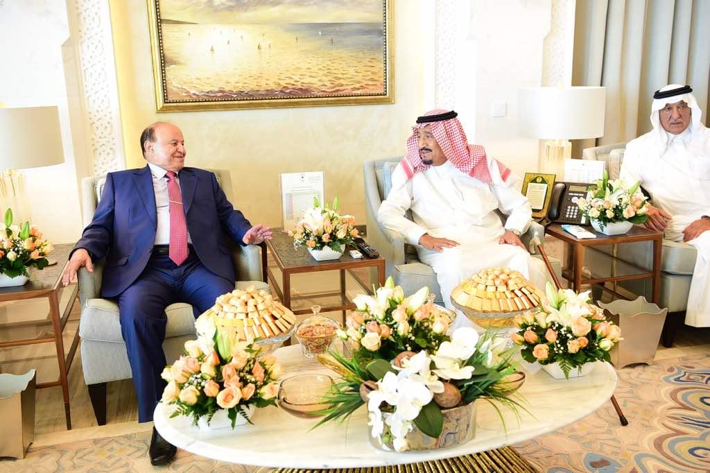 """Photo of لقاء طَنجة بين """"هادي – سلمان""""..كابوس """"الإمارات"""" يخيّم!!"""