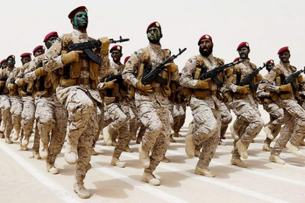 "Photo of وصول لواء عسكري سعودي الى عدن..هل حان موعد عودة ""هادي"""