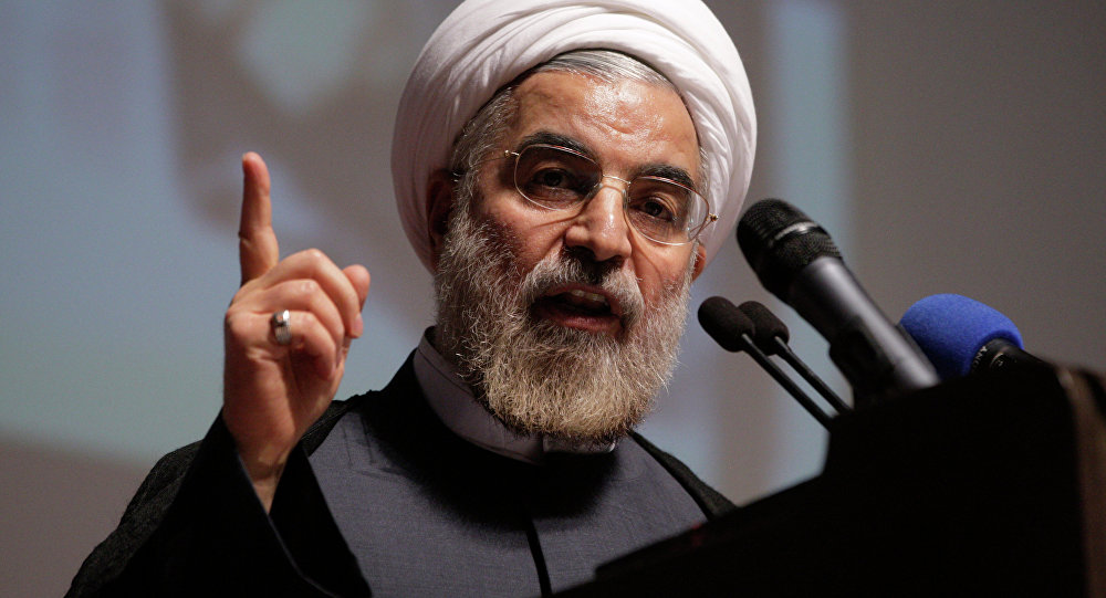 Photo of Iran's Rouhani says Saudi Arabia should stop backing terrorists in Yemen