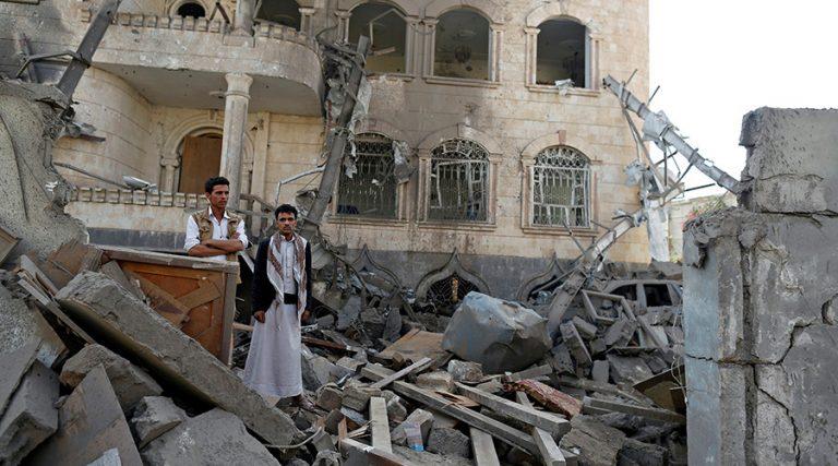 Yemen: War crimes that the world can no longer ignore