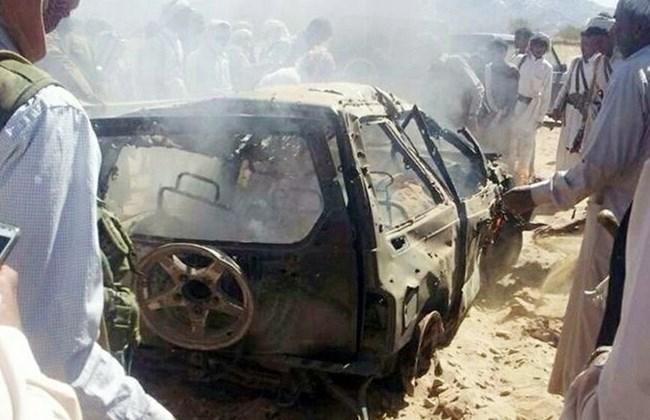 Photo of Drone strike on Al-Qaeda in Yemen kills five