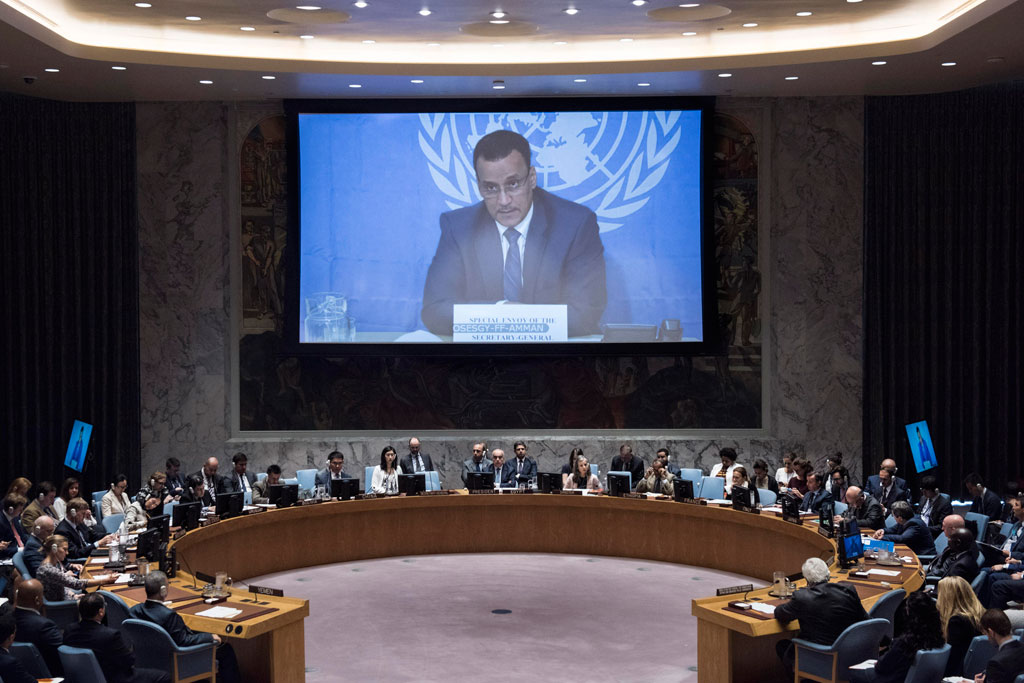 Photo of Urgent:Yemen's catastrophe' is ravaging country, senior UN officials tell Security Council
