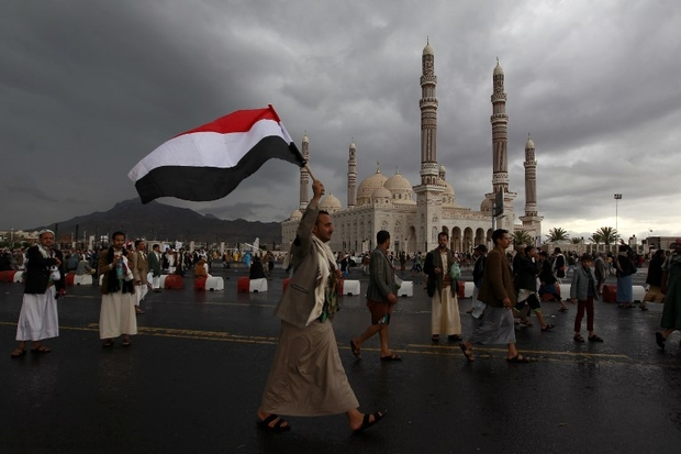 How the Houthi-Saleh dispute could turn Yemen's war on its head