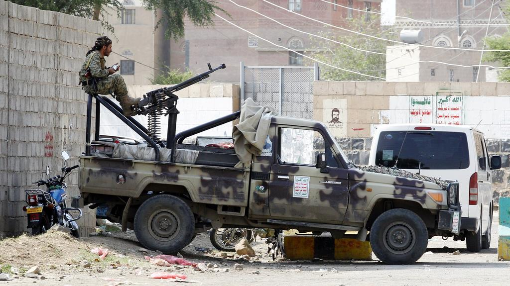 Photo of Houthis place Saleh under house arrest in Yemen, reports say
