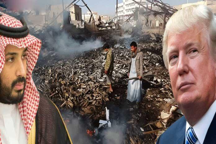 Photo of منظمات دولية تتعهد بمحاكمة السعودية لارتكابها جرائم في اليمن