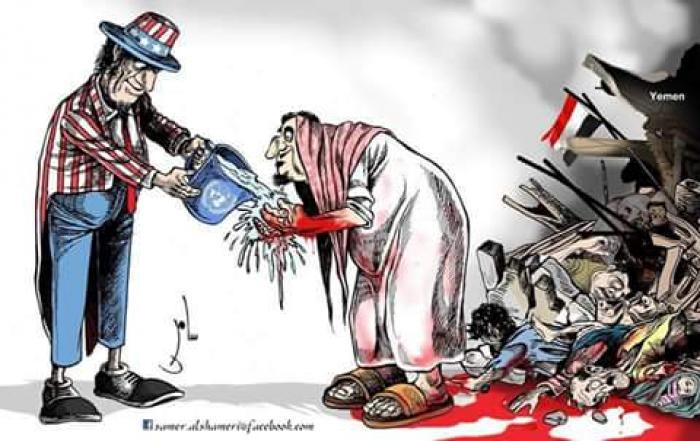 Photo of نيويورك الامريكية : الولايات المتحدة متورطة في تدمير اليمن